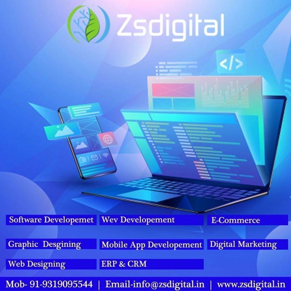 Professional Web Development Solutions Company in Dwaka Delhi